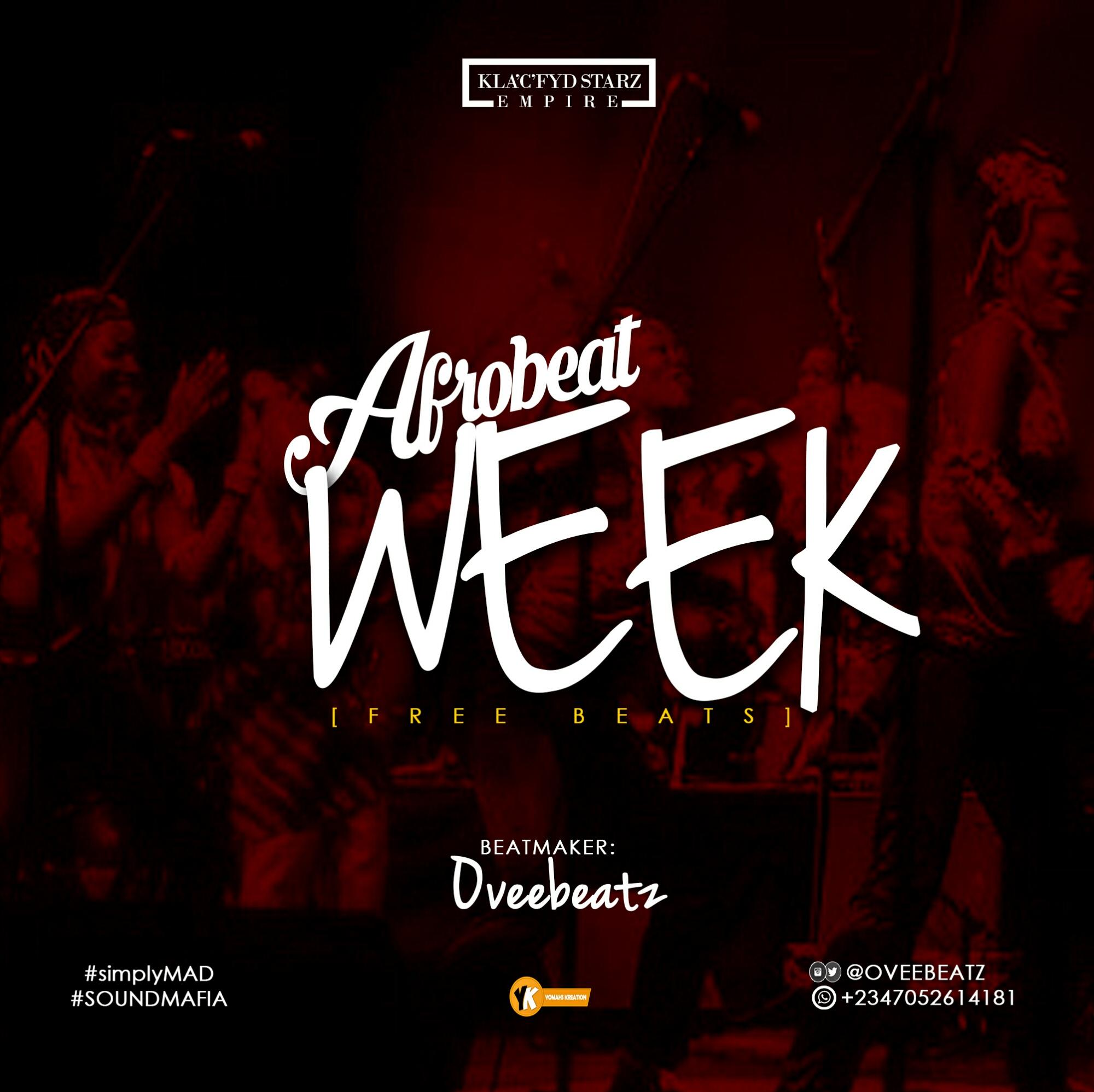Afrobeat week: Oveebeatz – Ajaga(Free beat)   NOUEMPIRE